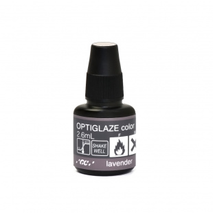 OPTIGLAZE COLOR лавандовий, 2.6 ml